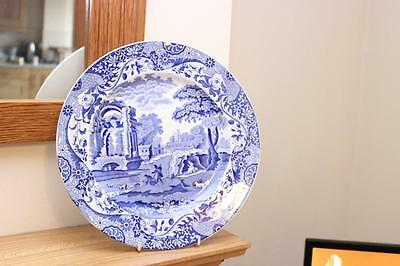 Copeland Spode Largest Of The Italian Pattern Plates At 12 Inches 300mm Across