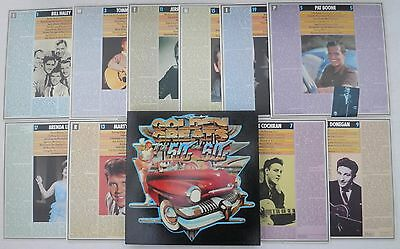 GOLDEN GREATS OF THE 50s AND 60s 10 LP VINYL BOX SET READERS DIGEST Nr Mint