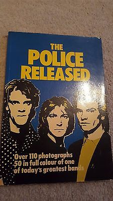 The Police Released Book