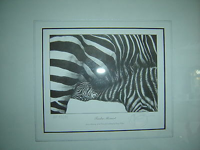 "Framed Gary Hodges ""tender Moment"" Limited Edition"