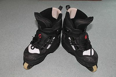 Anarchy CHAOS 3 Agressive Inline Skates Size 5