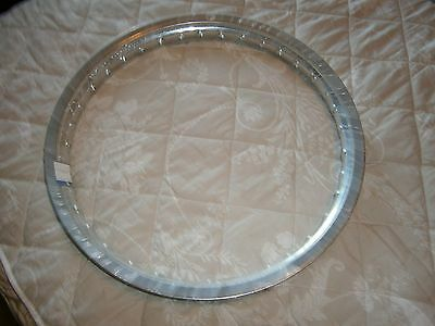 ALLOY WHEEL RIM NON FLANGED 1.60 x 18 36H
