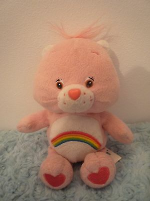 Vintage Cheer Care Bear 2002