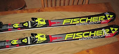 Fischer RC4 SL Skis for Sale