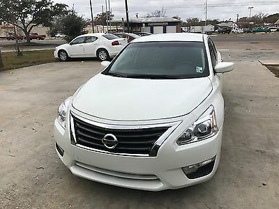 2015 Nissan Altima 2.5 S 2015 2.5 S Used Certified 2.5L I4 16V Automatic FWD Sedan
