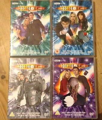 Dr Who DVD - Series 2