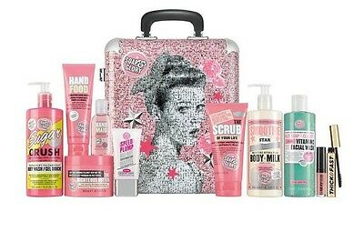 Brand new soap and glory the whole glam lot gift set. RRP £60