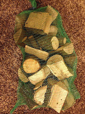 10 X Bags Seasoned Hardwood Logs For Sale Bolton Stockport