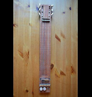 Lapsteel hecho a mano. Hand made.