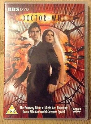 Dr Who DVD - Christmas Confidential Special