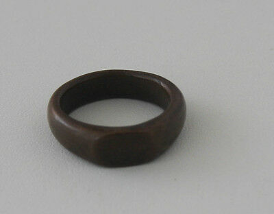 Small Child's Antique Brass Bronze Ring