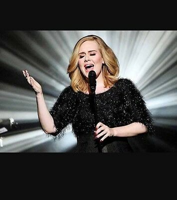 ADELE Brisbane 4 March - 2 Tickets  Price is per ticket - A Reserve - Front Rows