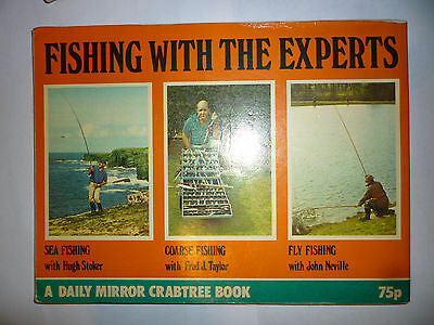 Fishing with the Experts by Hugh Stoker