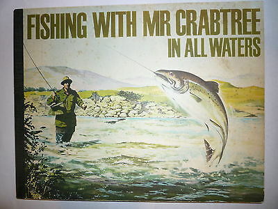 Fishing With Mr Crabtree In All Waters Book