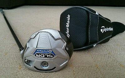 Taylormade SLDR 3 wood stiff shaft