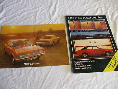 Ford Sales Brochures Ford Cortina Mk 3