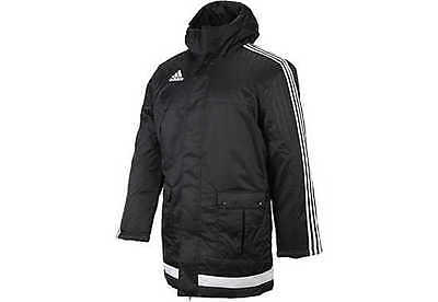Adidas Tiro 15 Stadium Jacket Black XL - NEW