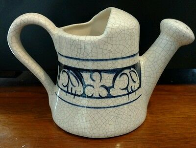 Dedham Pottery .. The Potting Shed .. Watering Can