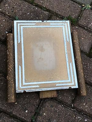 VINTAGE 1930's ART DECO EASEL BACK PHOTOGRAPH / PICTURE FRAME - MIRRORED
