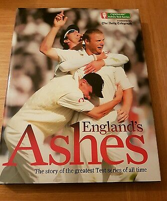***england's Ashes~The Story Of The Greatest Test Series Of All Time***
