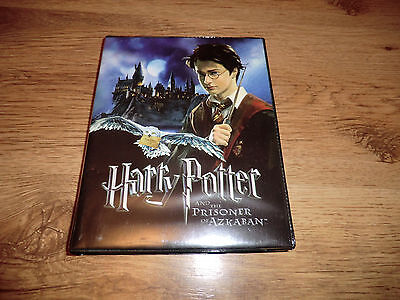 Harry Potter Prisoner Of Azkaban Trading Cards And Small Binder Collectable New