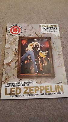 Q Special Edition Led Zeppelin