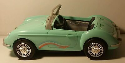 1998 Barbie Teal Porsche