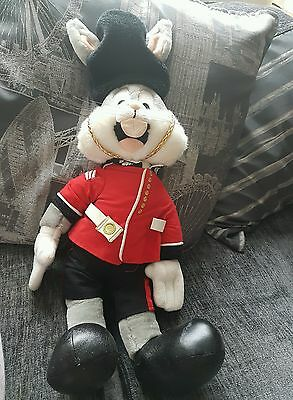 Bugs Bunny London Guard Soft toy