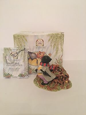 Royal Doulton Wind In The Willows Series - Every Hole Possessed A Face