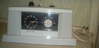 Vintage 240V Goblin  Teasmade Model 855W.. Fully Working, Vgc, Made In England
