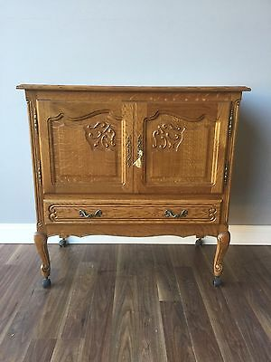 Beautiful Louis XV Style Antique Storage Cabinet
