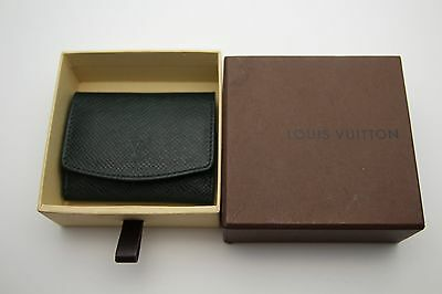 Louis Vuitton Leather Purse Wallet Key Holder In Box