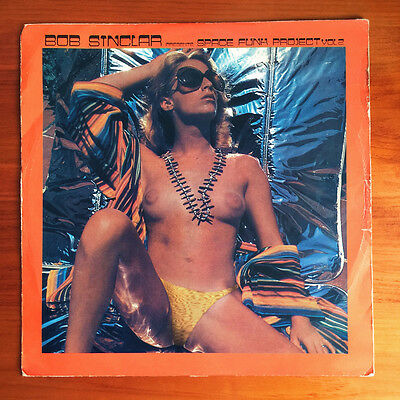Bob Sinclar – Space Funk Project Vol 2 1997 Yellow Productions – YP019 Rare
