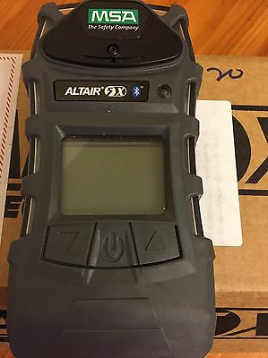 Msa Altair 5x MultiGas Detector + BLUETOOTH/WITH CALIBRATION CERTIFICATE!