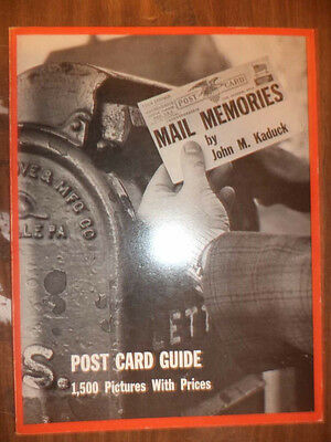 4 Rare & Collectible Vintage Post-Card Guides Rppc Holiday Military Photo Towns+