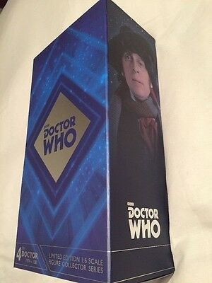 Doctor Who Big Chief 4th Doctor Signature Edition Figure