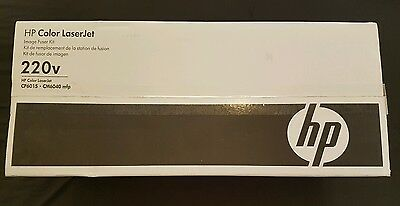 Genuine sealed HP Color Laserjet Image Fuser Kit 220V CB458A