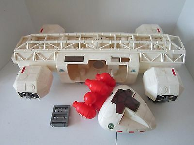 Space 1999 Eagle 1 One Transporter Cabin Body, Weapon Rack, Parts Mattel 1976