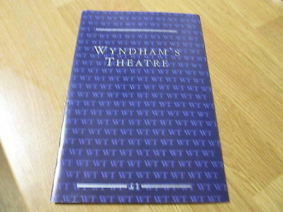 Gift Of The Gorgon Wyndham's Theatre Programme Dame Judi Dench 1992/93