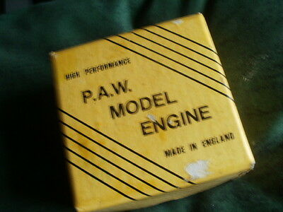 PAW DIESEL ENGINE 0.8/1.0 cc looks almost unused vg compression boxed + paper wk