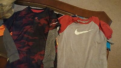 Boys clothes size 8 lot of 11