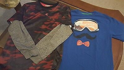 boys clothes lot of 8 size 10/12