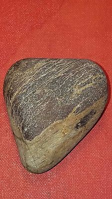 Beautiful Stunning HEART Shaped ROCK - 100% Naturally Formed ~ Gift  LOOK!