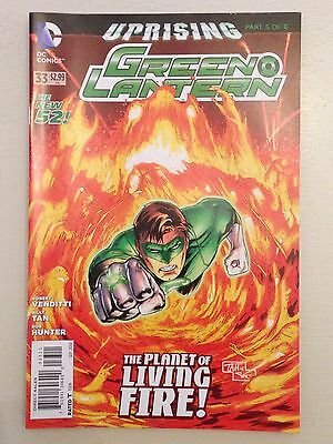 Green Lantern # 33 (New 52) NM  Postage Discounts Available
