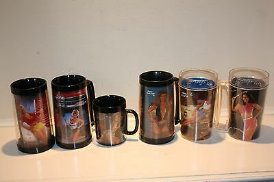 Six (6) Snap-On Mugs