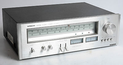 1977 very rare TOTR HITACHI FT 920 AM FM STEREO analogue TUNER Top Of The Range