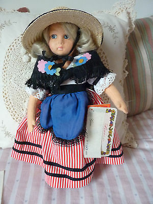 Rare LENCI Grace Bed Doll, Limited Edition #467/499 with Tags & COA