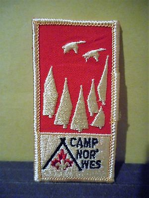 Camp Nor'Wes Patch,Boy Scouts of Canada,Cubs