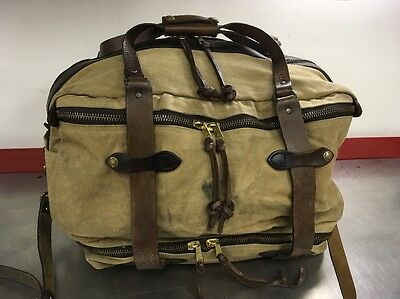 Filson Outfitter bag tan large