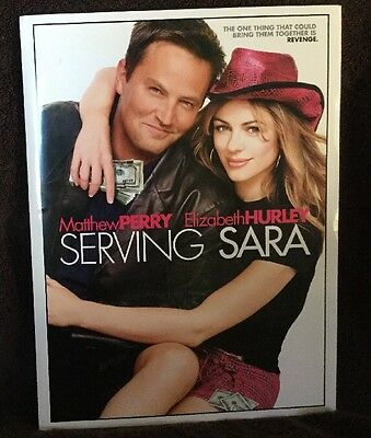Serving Sara Movie Press Kit